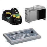 工业键盘, 条码阅读器, KVM 拓展